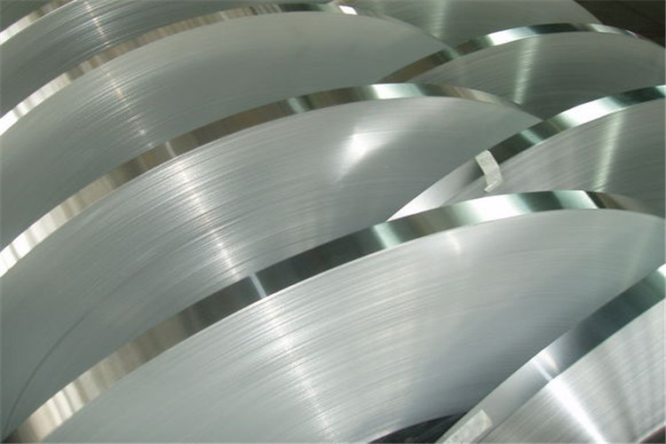 Thin Aluminium Strip 1100 8011 Slit Aluminium Tape 0.3mm - 3.0mm Thickness