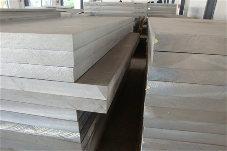100MM 5754 5083 5052 Aluminum Plate , Auto Body ASTM Aluminum Sheet 5052