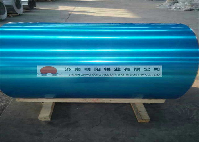 E3 Embossed Aluminum Sheet or Aluminum Coil with Blue Film For  Decoration